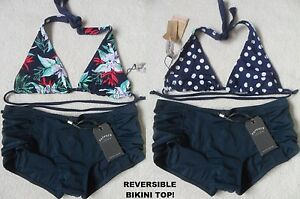 843aeddd86 Image is loading EX-FAT-FACE-REVERSIBLE-TOP-NON-PADDED-NON-