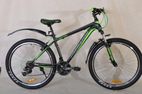 UK stock Predator 26/'/' Mountain Bikes Bicycles with 21 Speeds SHIMANO parts