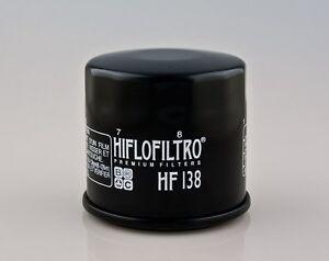 FILTRO OLIO MOTORE HIFLO HF138 PER SUZUKI VS 1400 INTRUDER 1998