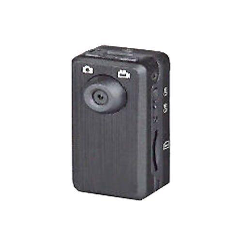 NEW HD Wearable Body Security Camera DVR Button Hidden Covert CopVu Cam