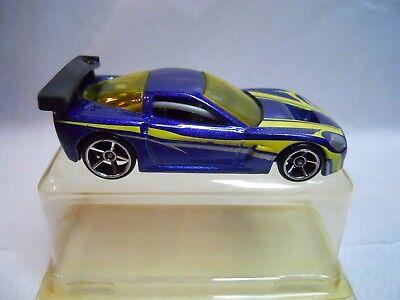 Hot Wheels 2008 Mystery Car 173 69 Chevy Corvette Black o5/_gold