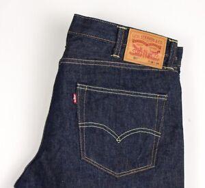 Levi's Strauss & Co Herren 511 Selvedge Jeans Größe W38 L34 BCZ988