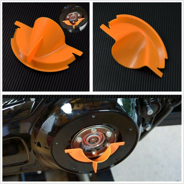 Motorcycle Primary Case Oil Fill Funnel For Harley Davidson Softail 2000-2006