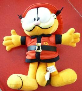 Plush-Toy-Figurine-Garfield-the-Fireman-Fire-Department-12-039-039