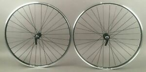 WTB DX17 Rims 700c Gravel Road Bike Wheelset Clincher Quick Release 100mm-130mm