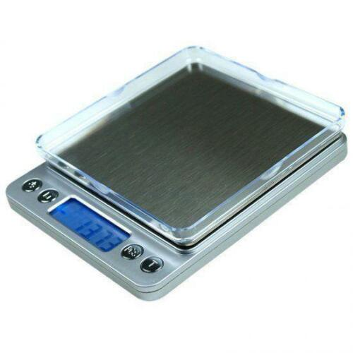 Piece Counting ACCT-500 .01g+500g x 0.01g Digital Jewelry Precision Scale+GOOD