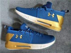 Steph Curry UCLA Bruins size 10.5 DS