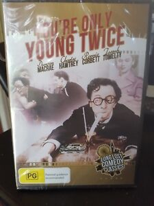 You-039-re-Only-Young-Twice-DVD-Ronnie-Corbett-Charles-Hawtrey-rare-movie-BRAND-NEW