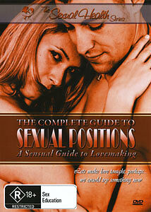 Sex education sexual positions dvd