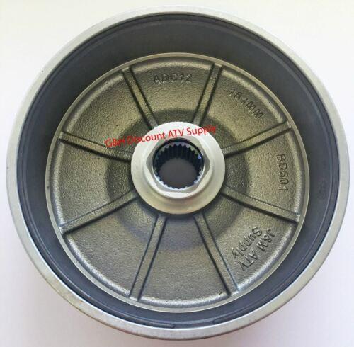 QUALITY REAR BRAKE DRUM /& SHOES SET Honda TRX 500 Foreman /& Rubicon