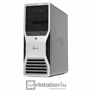 DELL-Precision-T3500-Workstation-Xeon-X5650-12gb-RAM-FirePro-v7900-1tb-HDD-W10