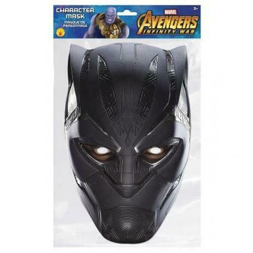Avengers Mask Black Panther Official Merchandise