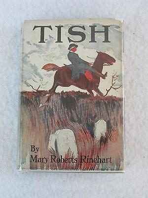 Mary Roberts Rinehart TISH A. L. Burt Company c. 1916 in Dust Jacket