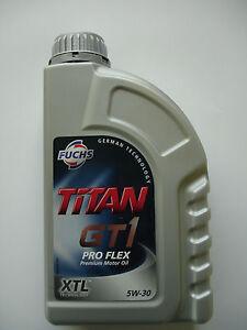 Aceite-para-Motor-TITAN-GT1-PRO-FLEX-SAE-5W-30-1L-Mercedes-Benz