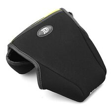 M Size Camera Case Bag Protector For Nikon D40 D60 D3000 D3100 D5000 D5100