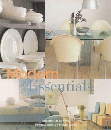 Modern Essentials Architecture Hardcover De Witte, Rozemarijn