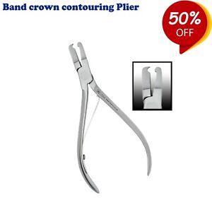 Kieferorthopaedie-Zangen-Band-Crown-Contouring-amp-Forming
