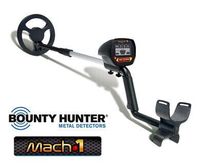 Bounty Hunter MACH-1 Metalldetektor Kinderdetektor Schatzsuche Suchgerät