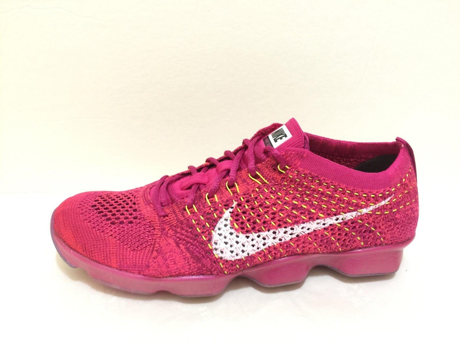 New Women's Nike Flyknit Zoom Agility Training Shoes 698616600 Size 8.5