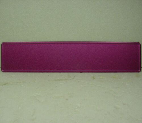 sparkle pink funn VW european German car license plate tag audi bmw mercedes