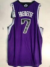 Adidas Swingman NBA Jersey SACRAMENTO Kings Jimmer Fredette Purple sz XL