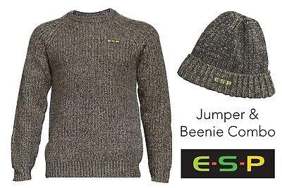 NEW 2021 ESP Terry Hearn Jumper Free Postage Beanie Hats