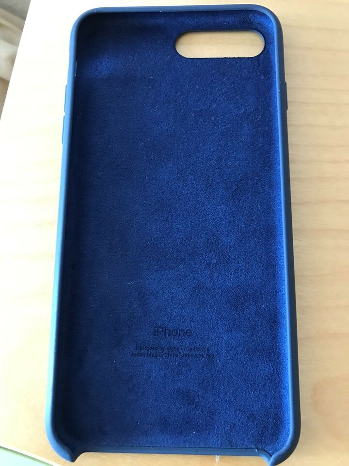 iPhone 8 Plus, 64 GB, blå