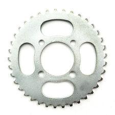 Motor Cycle Bike 420 Chain 37T 37 Teeth Rear Wheel Sprocket Drum Disc Wheel Quad