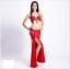 Professional Belly Dance Costumes Performance Dancewear bra+skirt 2pcs set #709