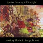 Healthy Music In Large Doses von Spirits Burning & Clearlights (2013)