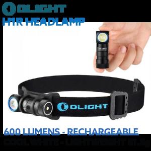 Olight S2R Baton II EDC Flashlight PURPLE 1150 Lumens LIMITED EDITION  NEW