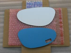 835LF-fits-PORSCHE-996-911-Boxster-Mirror-Glass-Driver-Side-Left-FULL-ADHESIVE