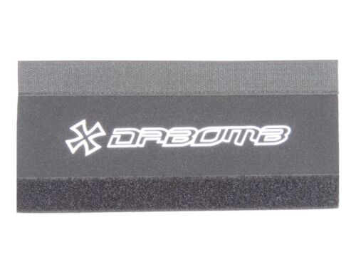 DaBomb Cycling Bike Bicycle Chain Stay Protector Pad Reflective