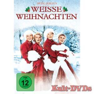 Weisse-Weihnachten-White-Christmas-DVD-Bing-Crosby-Neu-OVP