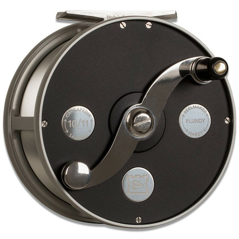 Hardy Cascapedia Fly Reels MADE IN ENGLAND - NEW FOR 2018