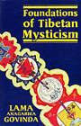 Foundations of Tibetan Mysticism by Anagarika Govinda (Paperback, 1969)