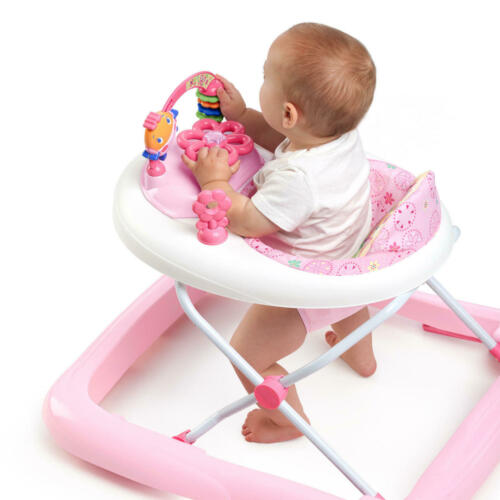 Activity Walker Toddler Safety Walking Baby Entertainer Interactive Fun Play New