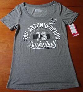 NBA San Antonio Spurs Women s Sleeper Tee Short Sleeve T-Shirt ... a553c6a2f3