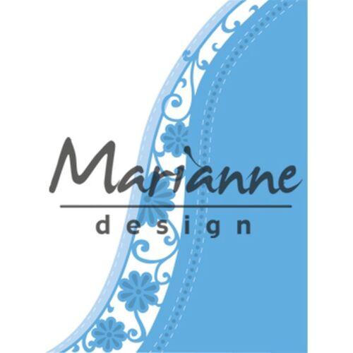 Marianne Design Creatables Anja/'s Flor-Wave Corte muere LR0518
