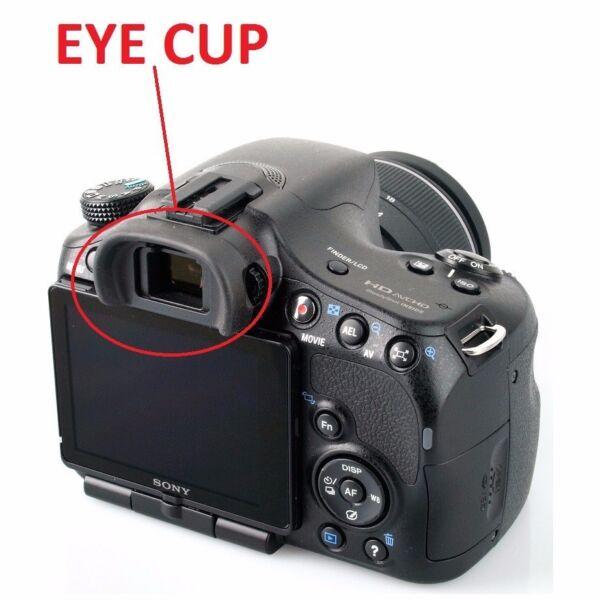 Copieux Eoilleton De Viseur Pour Sony Lce-7 A77 A7r A7s A7ii A58 Caméras Fda-ep11 Viseur Bon Pour L'éNergie Et La Rate