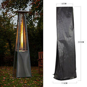 Patio Heater Cover Pyramid Real Flame