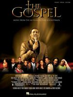 The Gospel Sheet Music From Movie Soundtrack Piano Vocal Guitar Songbo 000313330