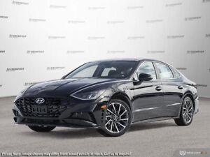 2021 Hyundai Sonata Luxury