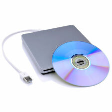 USB External Slot in DVD ROM+CD-RW only Drive Burner Superdrive for Pc MAC MIR U