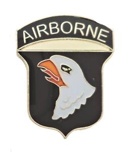 United States Army USA 101st Airborne Division Emblem Pin Badge LAST ONE
