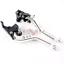 CNC-Count-Aluminium-Levier-de-frein-d-039-embrayage-Pour-Kawasaki-ZX10R-2006-2015 miniature 5