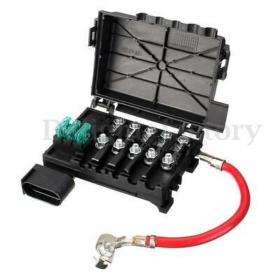 fuse box battery terminal for vw beetle golf jetta 2 0 1. Black Bedroom Furniture Sets. Home Design Ideas