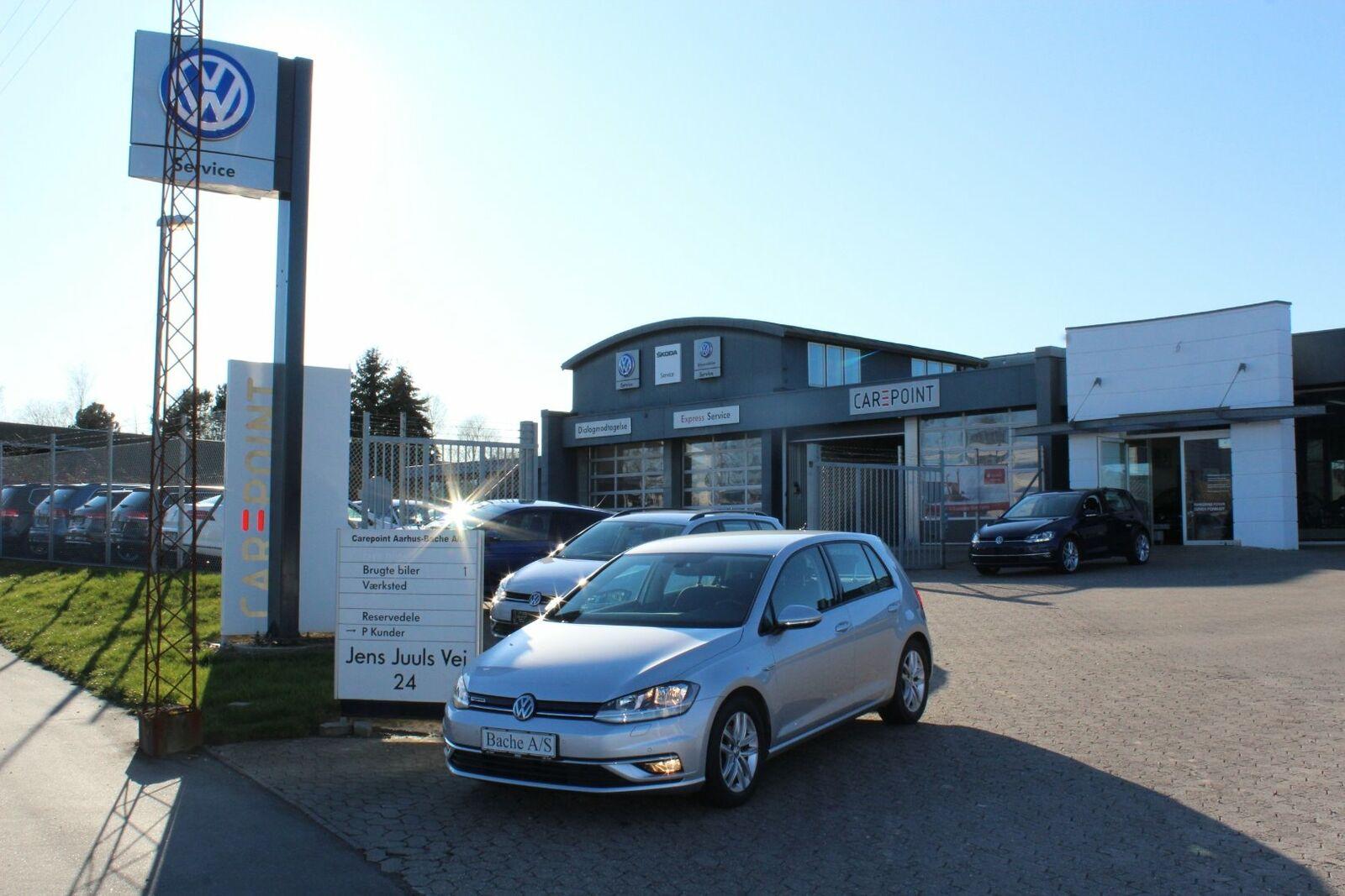 VW Golf VII 1,5 TSi 130 Comfortline DSG 5d - 214.800 kr.