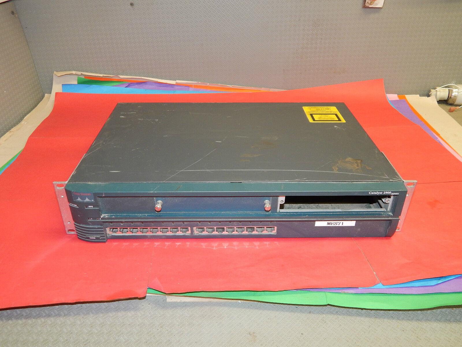 Cisco Systems 16 Port WS-C2916M-XL Catalyst Switch WSC2916MXL