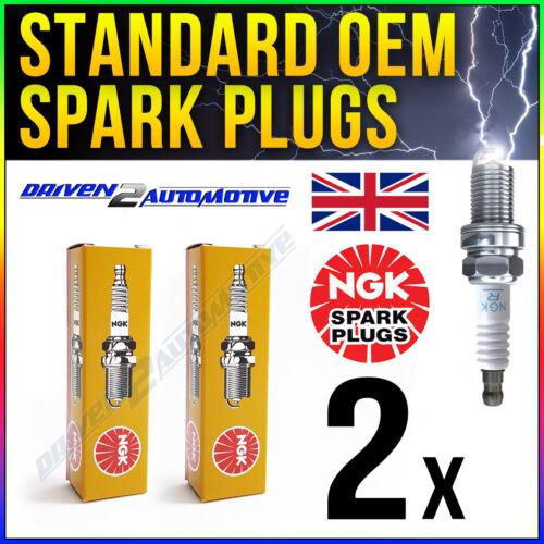 2x NGK LMAR8D-J #93444 OEM SPARK PLUGS BMW R1200GS 235#
